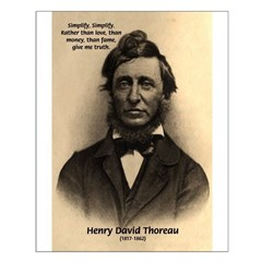 Henry David Thoreau: Simple Philosophy of Nature