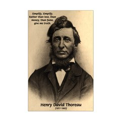 Simplify: Henry David Thoreau: Natural Philosopher