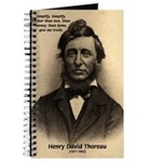 Henry David Thoreau Journal