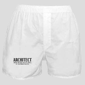 Funny Architect Boxer Shorts