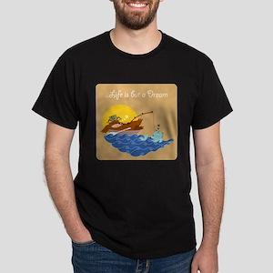 Apparel: Kids & Adults Dark T-Shirt