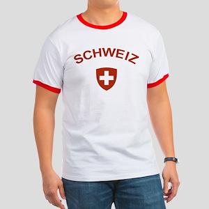 Switzerland Schweiz Ringer T