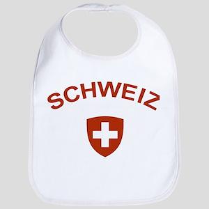 Switzerland Schweiz Bib