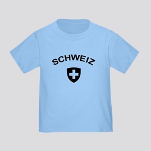 Switzerland Schweiz Toddler T-Shirt
