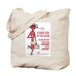 Sex On The Beach Tote Bag