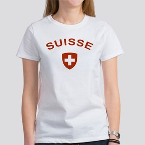 Switzerland suisse Women's T-Shirt