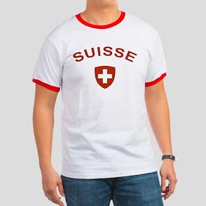 Switzerland suisse Ringer T