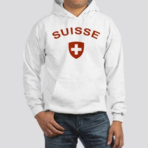 Switzerland suisse Hooded Sweatshirt