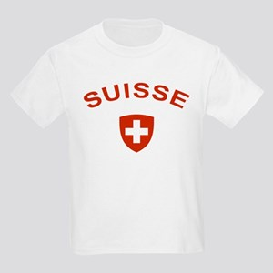 Switzerland suisse Kids Light T-Shirt