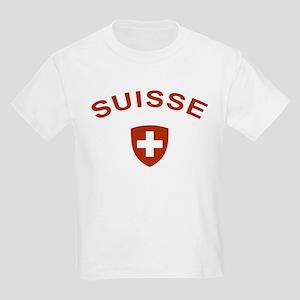 Switzerland suisse Kids Light T-Shirt
