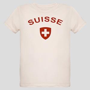 Switzerland suisse Organic Kids T-Shirt