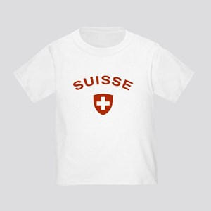 Switzerland suisse Toddler T-Shirt