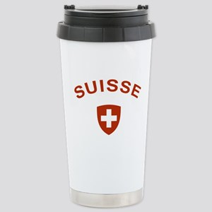 Switzerland suisse Stainless Steel Travel Mug