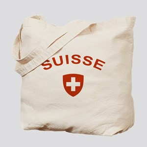 Switzerland suisse Tote Bag
