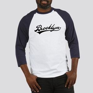Brooklyn Baseball Logo Baseball Jersey
