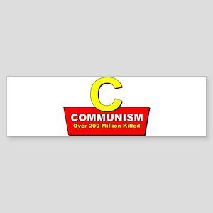 Communism Bumper Sticker