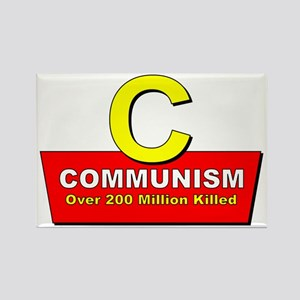 Communism Rectangle Magnet