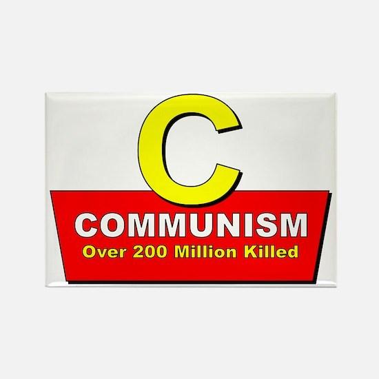 Communism Rectangle Magnet