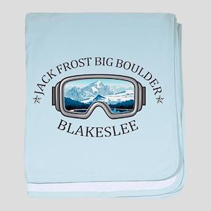Jack Frost Big Boulder - Blakeslee baby blanket