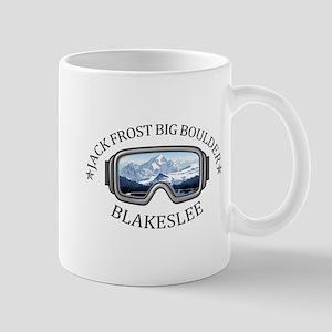 Jack Frost Big Boulder - Blakeslee - Pennsy Mugs