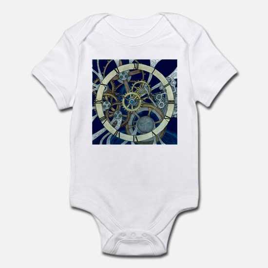 Cogs and Gears Infant Bodysuit