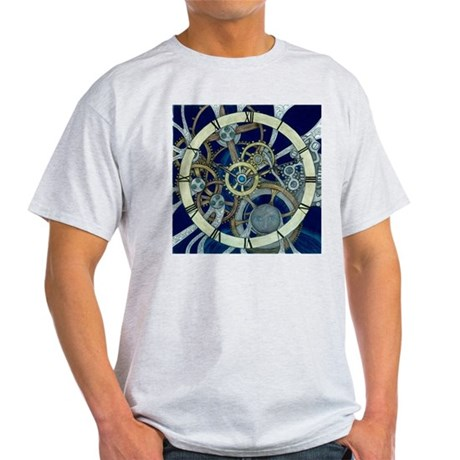 Cogs and Gears Light T-Shirt