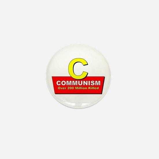 Communism Mini Button