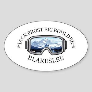 Jack Frost Big Boulder - Blakeslee - Pen Sticker