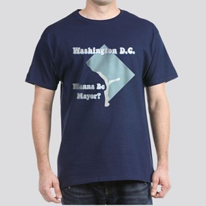 Vintage Washington DC Dark T-Shirt
