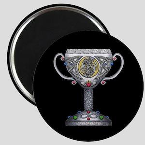 Celtic Chalice Magnet