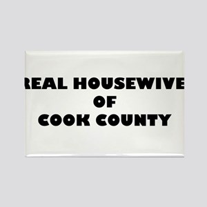 Real Housewives of Cook County Rectangle Magnet