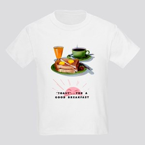 Good Breakfast Kids Light T-Shirt