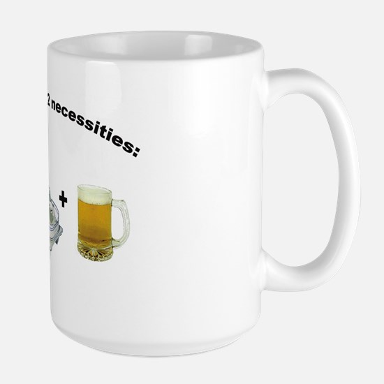 Pontoon Boat & Beer Coffee Mug