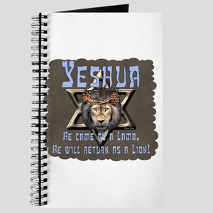 Yeshua, Lamb & Lion Journal