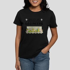 Eggineer Society Women's Dark T-Shirt