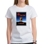 The King is coming! Women's T-Shirt