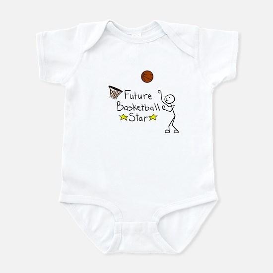 Future Basketball Star Infant Bodysuit