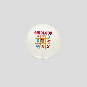 GRIDLOCK Mini Button