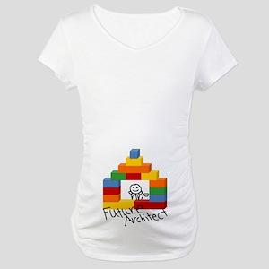 Future Architect Maternity T-Shirt