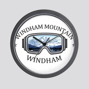 Windham Mountain - Windham - New York Wall Clock