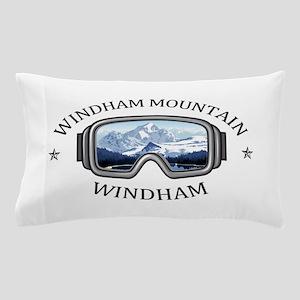 Windham Mountain - Windham - New Yor Pillow Case