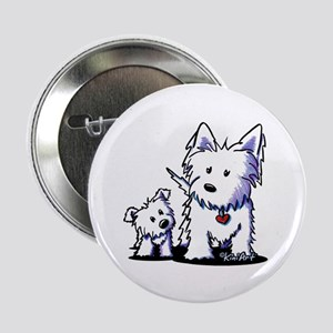 "Muggles & Mom 2.25"" Button"