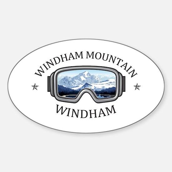 Windham Mountain - Windham - New York Decal