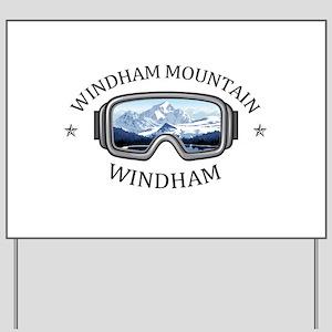 Windham Mountain - Windham - New York Yard Sign