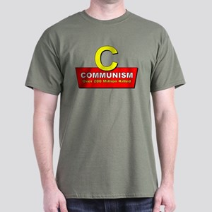 Communism Dark T-Shirt