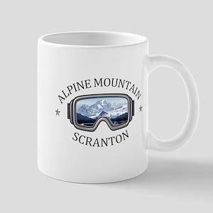 Alpine Mountain Ski & Ride Center - Scranto Mugs