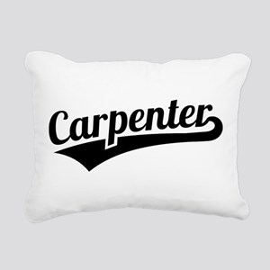 Carpenter Rectangular Canvas Pillow