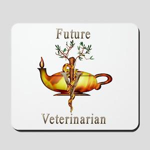 Future Veterinarian Mousepad