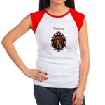 Twilight Victoria Women's Cap Sleeve T-Shirt