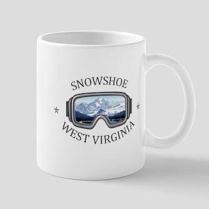 Snowshoe Mountain - Snowshoe - West Virgini Mugs